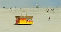 Burning Man mutant vehicles