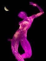 Sculpture of Dancing Girl