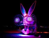 Burning Man mobile art