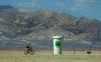Starbucks logo and Burning man logo resemblance