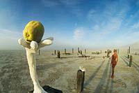 Park in desert