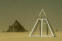 Pyramid Resemblance