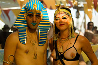 Egyptians costumes