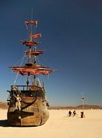 Burning Man Party boat