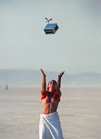 Burning Man game