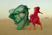Burning Man people from DOTA