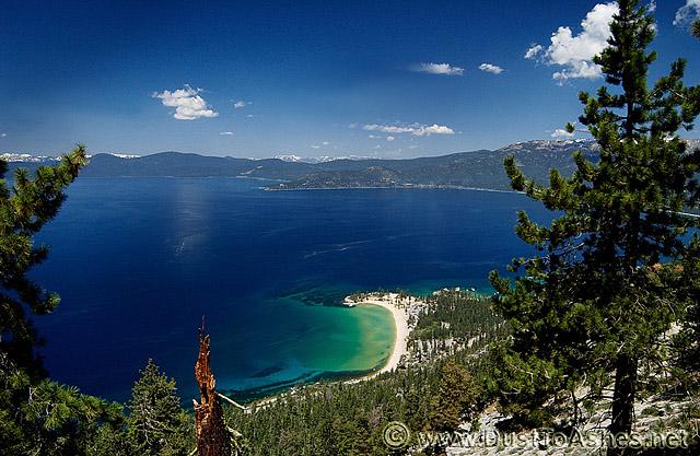 Best Mountain Bike trail around Lake Tahoe