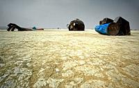 Pulling waste out of ocean floor