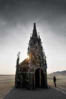 Beautifully decorated chapel