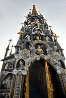 Entrance to the desert Church