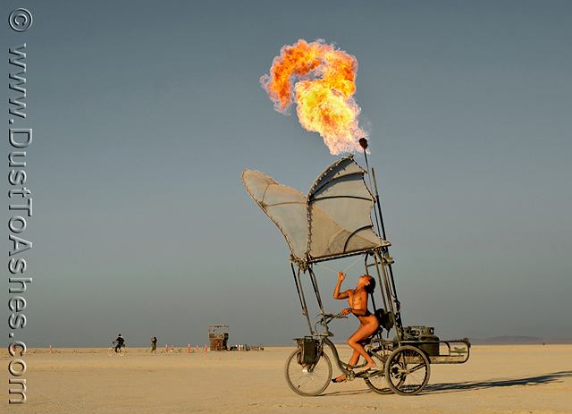Flying Icarus Bike