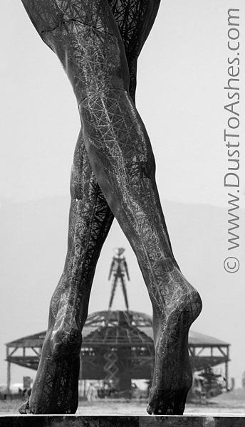 Hot woman's legs