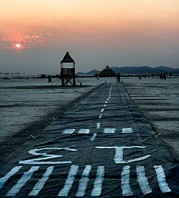 Runway for the Aliens