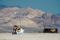 Burning Man entertainment