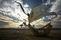 Flying Mantis