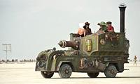 Military art car