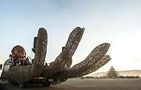 Buddha's art vehicle