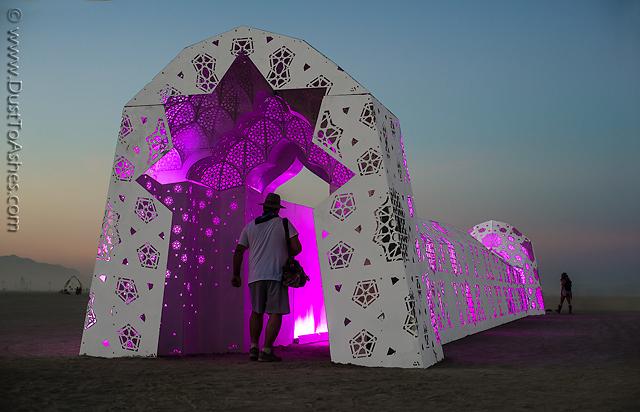 Religion Art installation