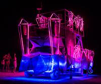 Burning Man mutant vehicle