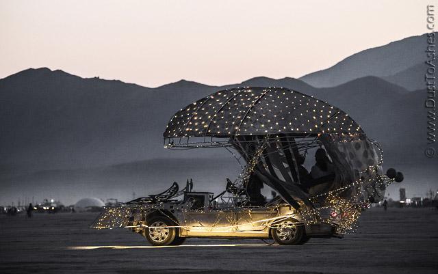 Hobbit Mutant Vehicle