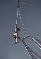 Aerial Fabric Silk Dance