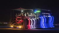Party art car
