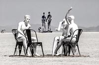Talking mannequins